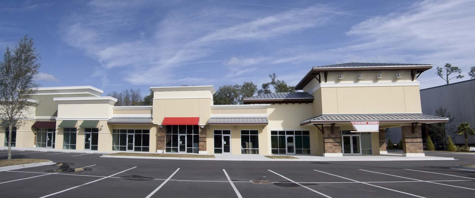 Retail Space for Lease by Faulkner Commercial Group